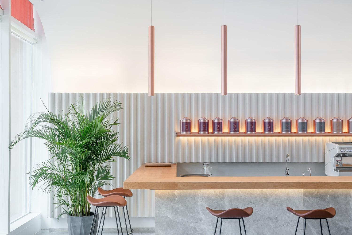 郑州茶餐厅设计装修图片
