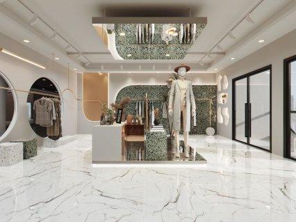 复古男装店铺该如何进行设计?