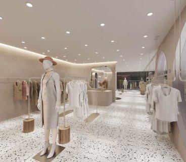 服装店装修设计各种知识各种技巧